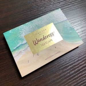 Wander Beauty Wanderess Eyeshadow Palette
